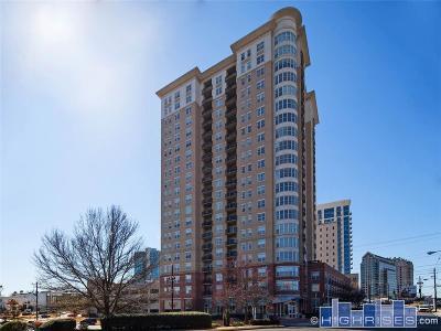 Atlanta Condo/Townhouse For Sale: 325 E Paces Ferry Road NE #601