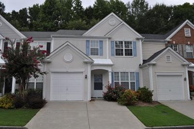 Milton Condo/Townhouse For Sale: 13300 Morris Road #129