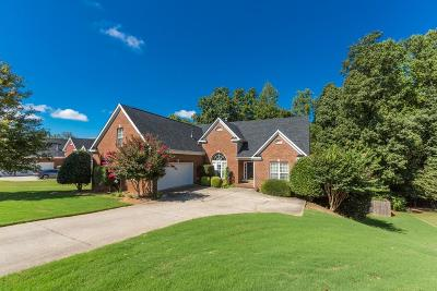 Flowery Branch Single Family Home For Sale: 6218 Saddlehorse Drive