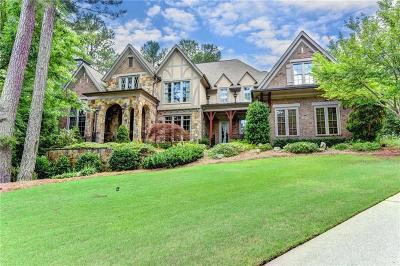 Suwanee Single Family Home For Sale: 807 Blackfoot Trail