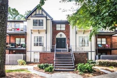 Sandy Springs Condo/Townhouse For Sale: 6851 Roswell Road #M-18