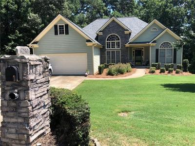 Flowery Branch Single Family Home For Sale: 6250 Spring Lake Drive