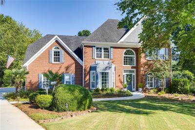 Johns Creek Single Family Home For Sale: 10505 Stonepoint Place