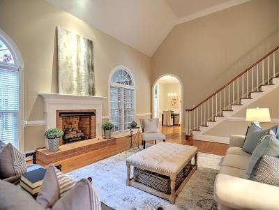 Sandy Springs Single Family Home For Sale: 7900 Nesbit Downs Drive