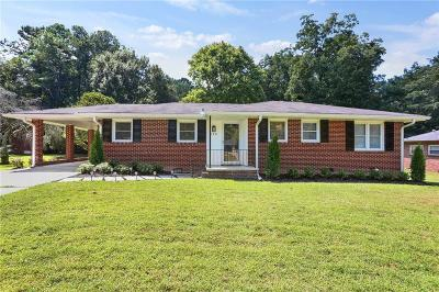 Alpharetta Single Family Home For Sale: 228 Mayfield Road