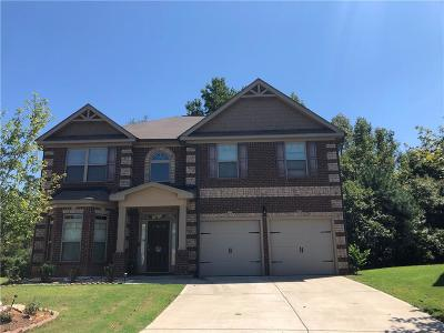 Austell Single Family Home For Sale: 6133 Glade Court