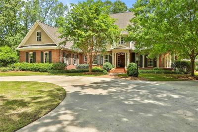 Fayette County Single Family Home For Sale: 220 Riveroak Drive