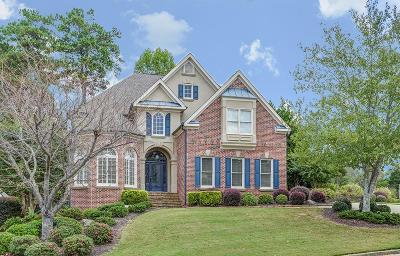 Roswell Single Family Home For Sale: 4517 Stalwart Drive