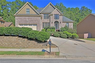 Acworth Single Family Home For Sale: 110 Sable Ridge Drive
