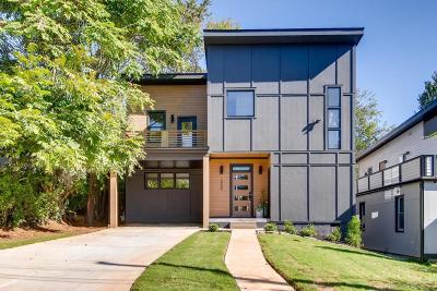 Atlanta Single Family Home For Sale: 1560 New Street NE
