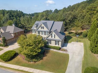 Acworth Single Family Home For Sale: 135 Shadowmist Court