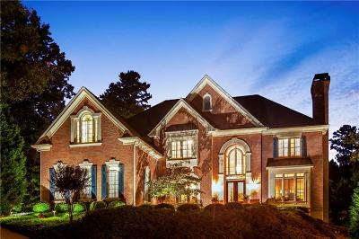 Johns Creek Single Family Home For Sale: 1025 Cherbury Lane