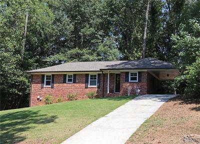 Brookhaven Single Family Home For Sale: 1808 Colt Drive