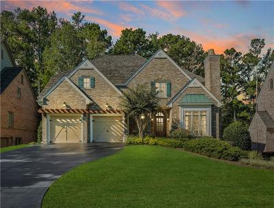 Alpharetta Single Family Home For Sale: 210 Ardsley Lane