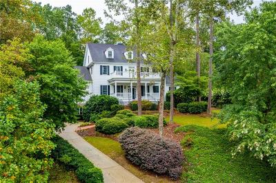 Roswell Single Family Home For Sale: 720 Fawn Ridge Court