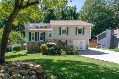 Duluth Single Family Home For Sale: 3159 Dover Drive