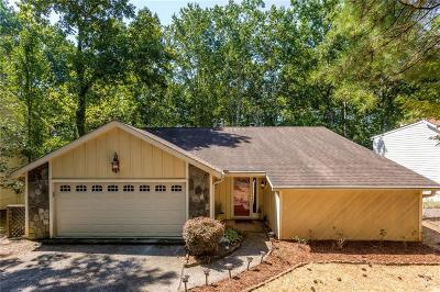Alpharetta Single Family Home For Sale: 105 Shaker Hollow