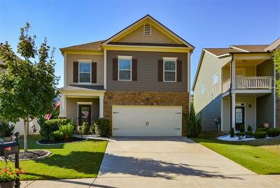 Acworth Single Family Home For Sale: 272 Shaw Drive