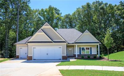 Monroe Single Family Home For Sale: 1026 High Shoal Drive