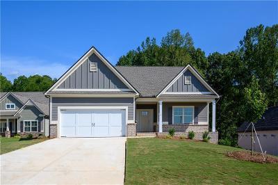 Monroe Single Family Home For Sale: 978 High Shoal Drive