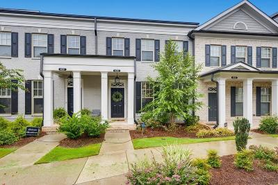Roswell Condo/Townhouse For Sale: 4005 Vickery Glen