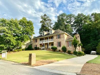 Peachtree Corners Single Family Home For Sale: 3886 Morris Court