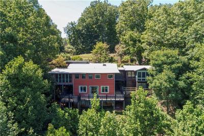 Lumpkin County Single Family Home For Sale: 206 Cedar Mountain Road