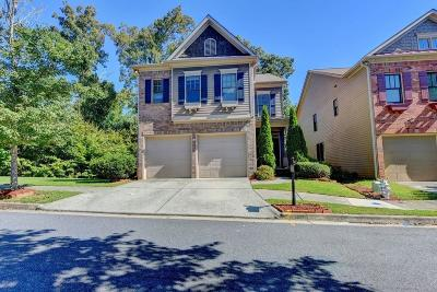 Suwanee Single Family Home For Sale: 1687 Baxley Pine Trace