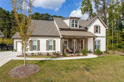 Alpharetta Single Family Home For Sale: 127 Waverly Drive