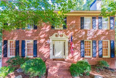 Alpharetta Single Family Home For Sale: 4003 Oakview Court