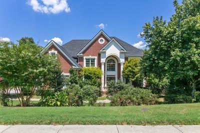 Suwanee Single Family Home For Sale: 1021 Heathchase Drive