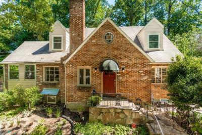Decatur Single Family Home For Sale: 1041 Scott Boulevard