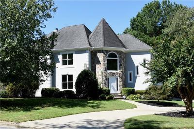 Johns Creek Single Family Home For Sale: 3425 Merganser Lane