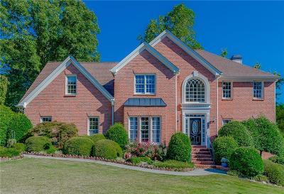 Alpharetta Single Family Home For Sale: 3362 Mallard Lake Place