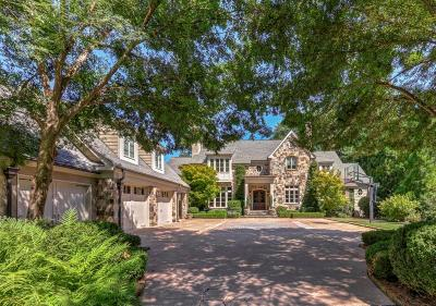 Sandy Springs Single Family Home For Sale: 331 Londonberry Road