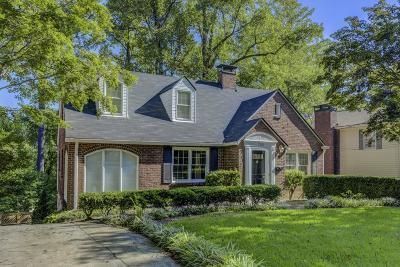 Virginia Highlands Single Family Home For Sale: 790 Crestridge Drive NE