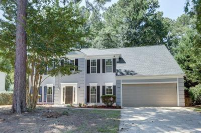 Johns Creek Single Family Home For Sale: 9980 Feathersound Court