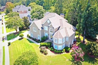 Alpharetta Single Family Home For Sale: 4250 Park Brooke Trace