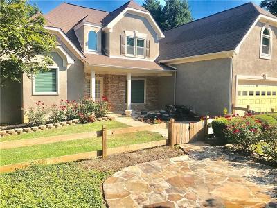 Alpharetta Single Family Home For Sale: 12130 Laurelwood Farm Drive