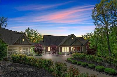 Jasper Single Family Home For Sale: 447 Big Oak Drive