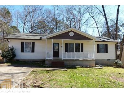 Stockbridge Single Family Home For Sale: 452 Azalea Drive
