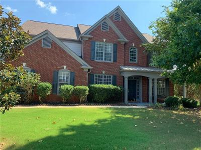 Johns Creek Single Family Home For Sale: 120 Splinter Ct