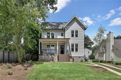 Atlanta Condo/Townhouse For Sale: 307 Augusta Avenue SE #B