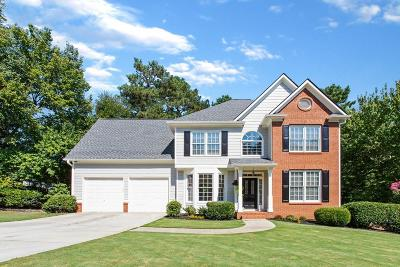 Acworth Single Family Home For Sale: 37 McEvers Branch Landing