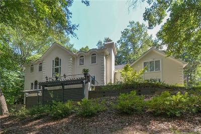 Sandy Springs Single Family Home For Sale: 1685 Brandon Hall Drive