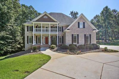 Alpharetta Single Family Home For Sale: 14955 Thompson Road