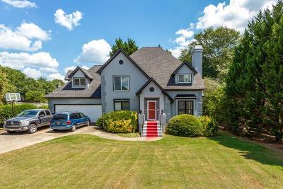 Stockbridge Single Family Home For Sale: 413 Milky Way