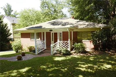 Brookhaven Single Family Home For Sale: 1032 Standard Drive NE