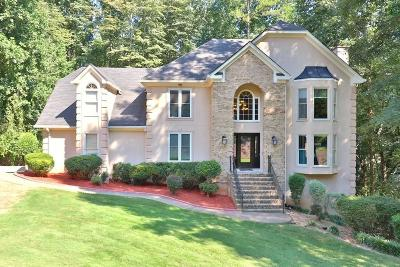 Snellville Single Family Home For Sale: 4675 Riversound Drive
