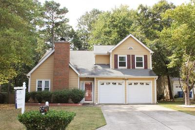 Alpharetta Single Family Home For Sale: 10500 Virginia Pine Lane